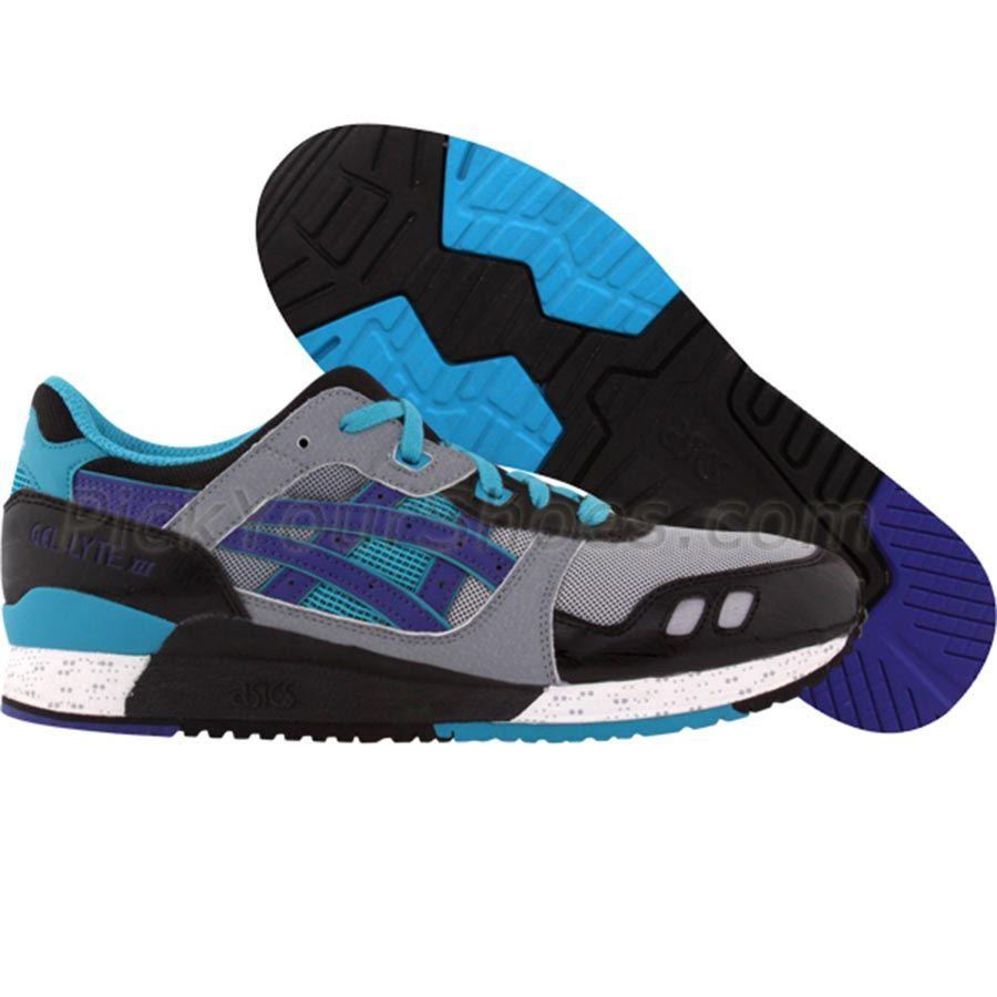 Asics Gel Lyte Iii Grey Blueberry Hn538 1152 79 99 With