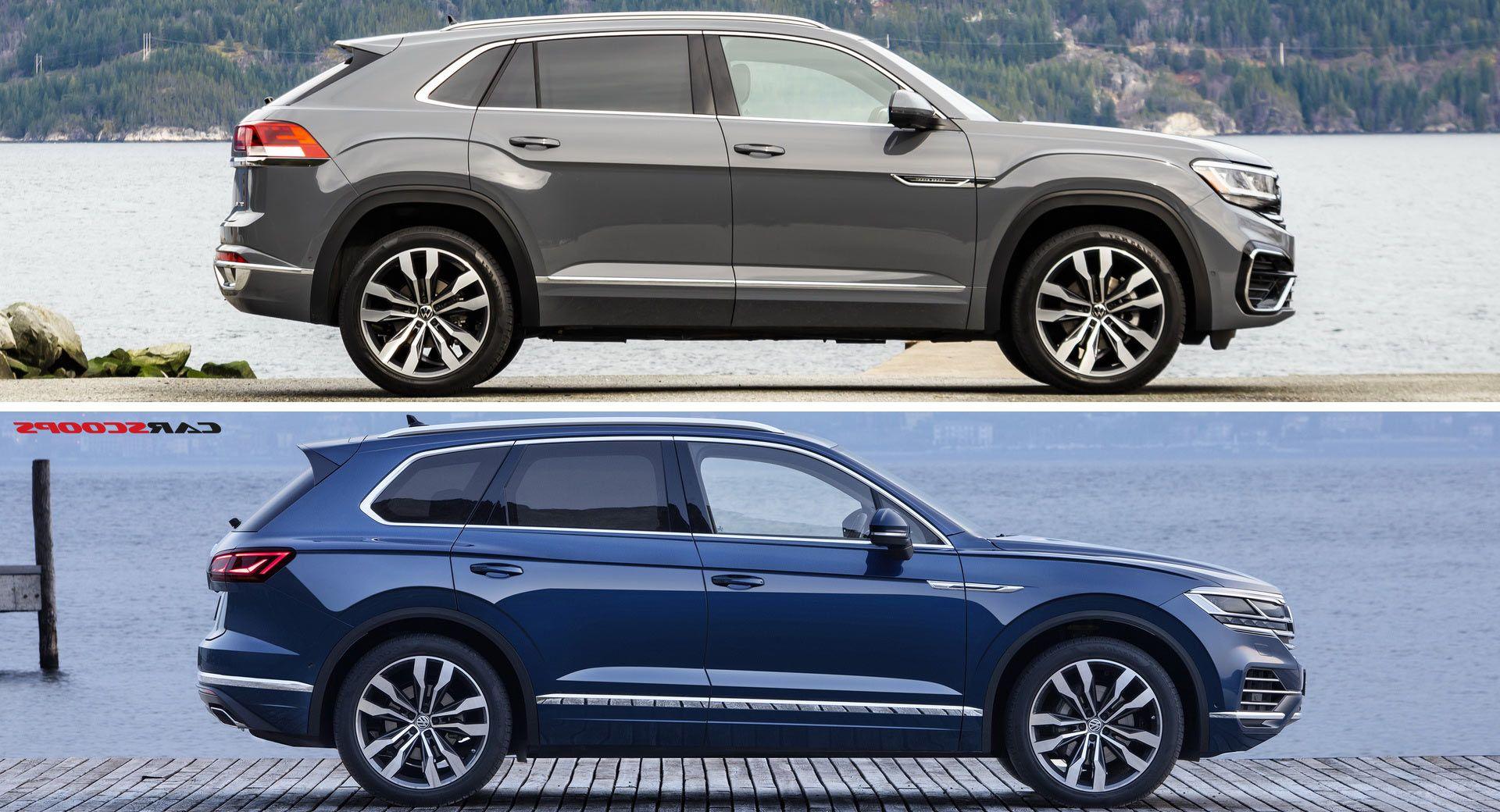 2021 VW Atlas Cross Sport Release Date, Interior & Changes