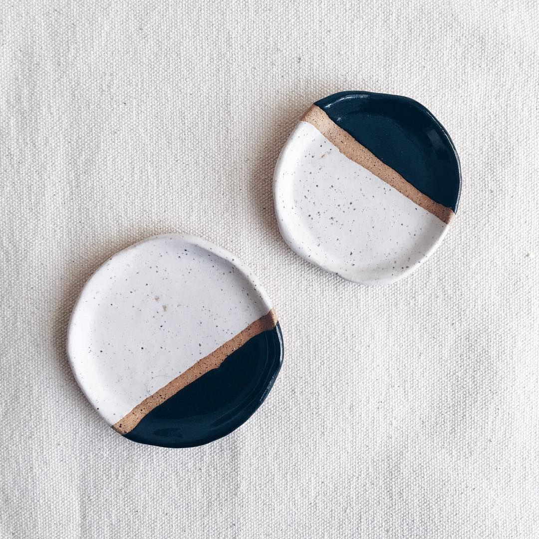 "Willowvane on Instagram: ""Small planters"" #ceramicpottery"