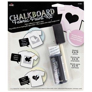 Heart Chalkboard Fabric Paint Kit Shop Hobby Lobby Chalkboard Fabric Fabric Paint Art Craft Store