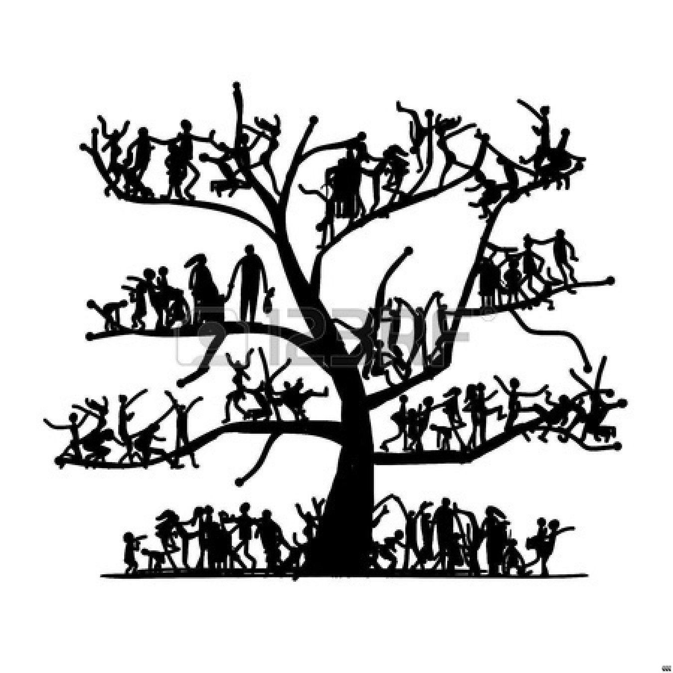 44++ Family reunion tree clipart ideas