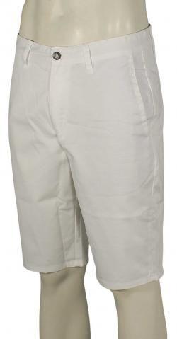 Volcom Frickin' Modern Stretch Walk Shorts - Paint White