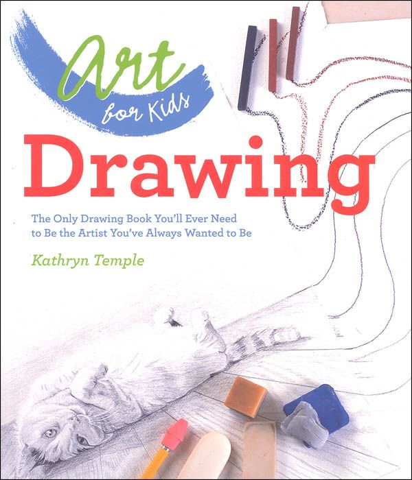 Art for Kids: Drawing | Main photo (Cover)