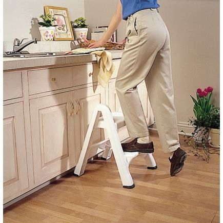 Prime Rubbermaid Folding Two Step Step Stool 4209 03 Ace Caraccident5 Cool Chair Designs And Ideas Caraccident5Info