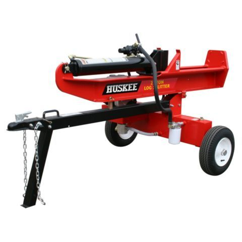 Put Down That Axe And Save Your Back With A Huskee 22 Ton