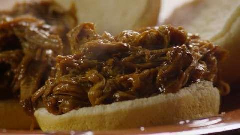 Slow Cooker Pulled Pork Video