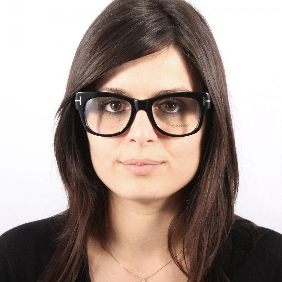 22417f6e785 Tom Ford Eyeglasses TF 5040 B5 52-20 Black