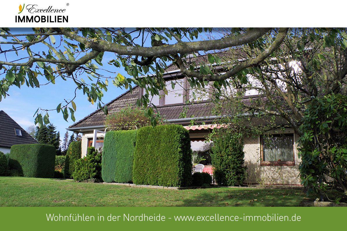 Zweifamilienhaus In Rosengarten Tötensen Mit Garten Immobilien Grundstück Kaufen Immobilienmakler