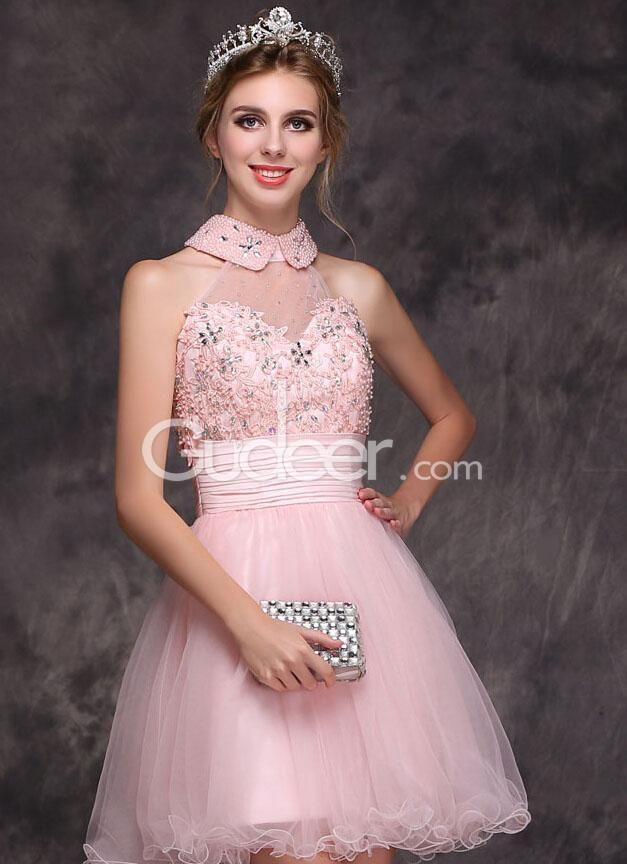 Bodice Cocktail Dress