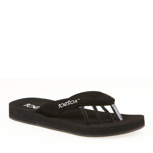 f980da787 ToeSox Original Women s Five-Toe Vegan Sandals