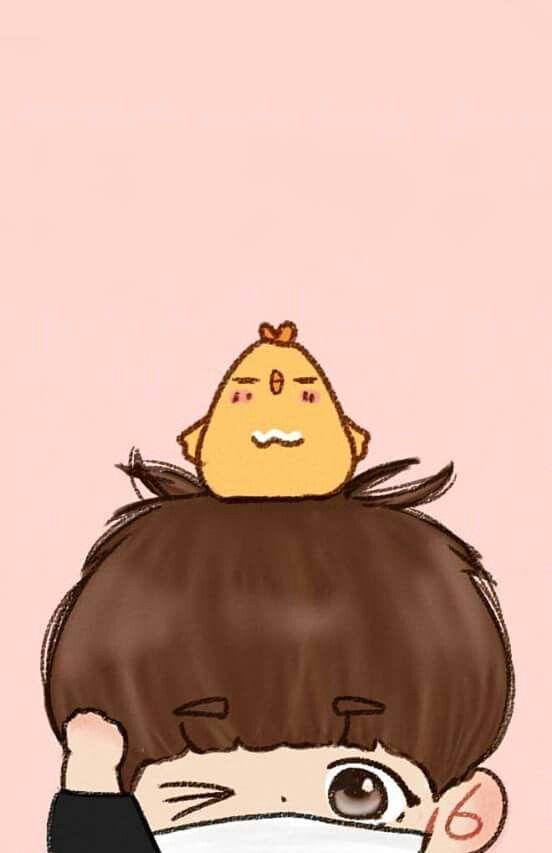 Cute Xd Bts Fan Art Bts Chibi Bts Bts Drawings