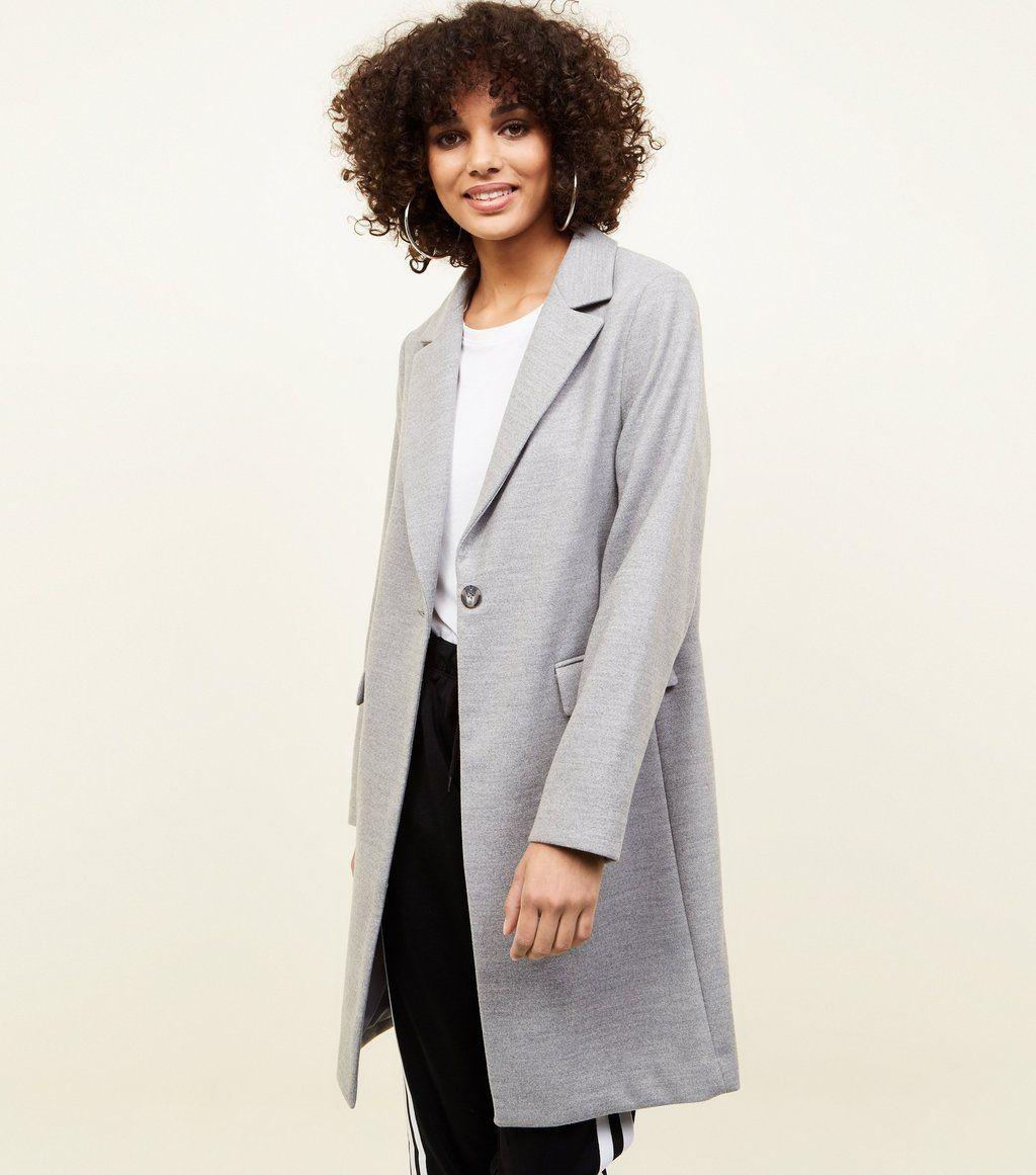 a1f0ebe5435142 Black Single Breasted Formal Coat | Christmas | Formal coat, Coat ...