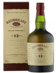 Redbreast 12 Year Old Pure Pot Still Irish Whiskey   ForWhiskeyLovers