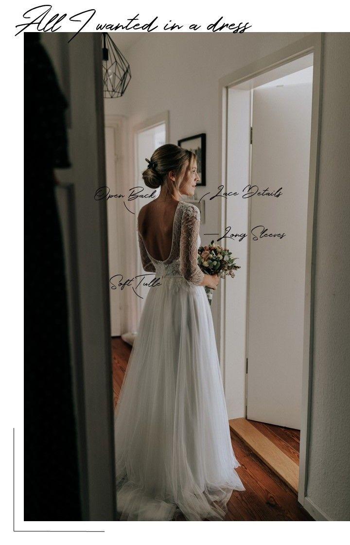 Hochzeitskleid passend: Die Sache mit dem Traumkleid – Sariety