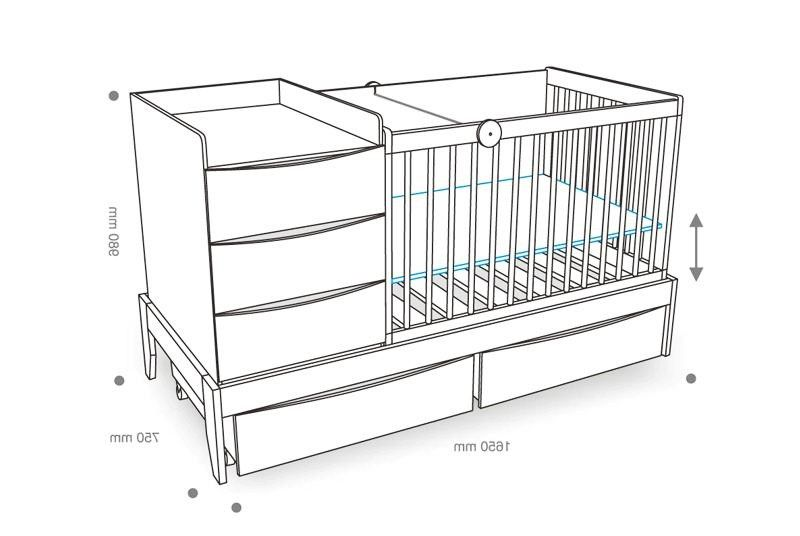Baby Crib Woodworking Plans Free 2 Woodworking Ideas Bois
