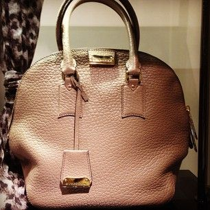 The New Burberry Inside Macys Herald Square Is Amazing We Love Handbags