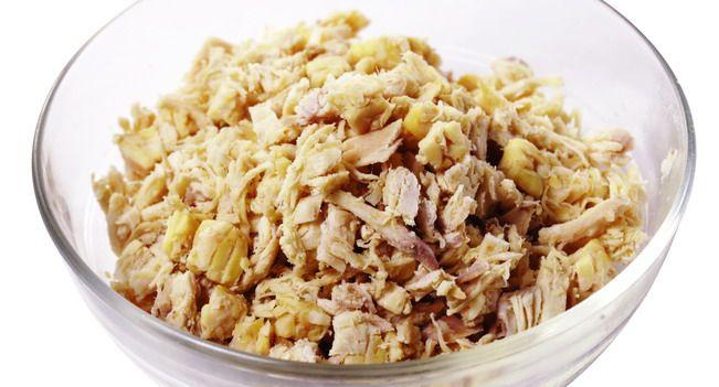 Tumis Tempe Ayam Suwir Resep Makanan Bayi Resep Ayahbunda Resep Makanan Bayi Tumis Resep Makanan Balita