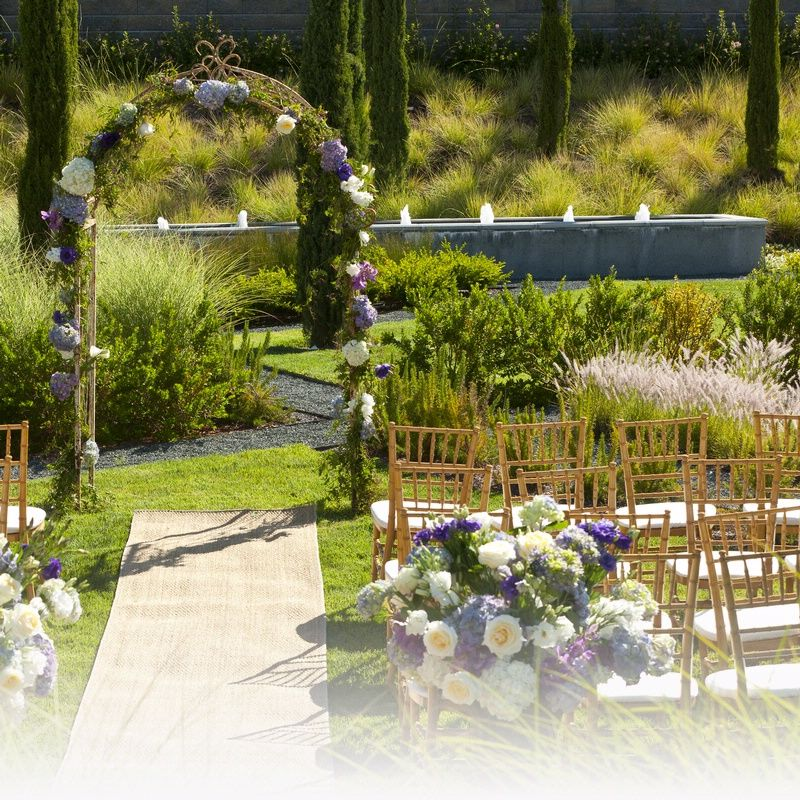 Wedding Venues In Northern California: Rosewood Sand Hill - Weddings