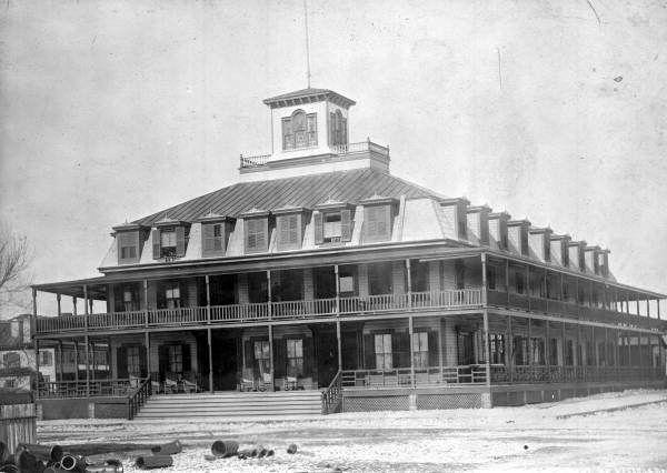 Florida Memory Franklin Hotel 1918 Apalachicola A