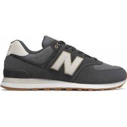 Photo of New Balance 574 Herren Sneaker grau New Balance