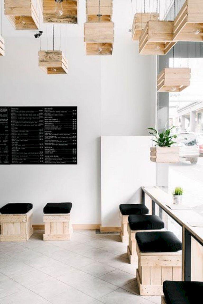 15 great interior design ideas for small restaurant 13