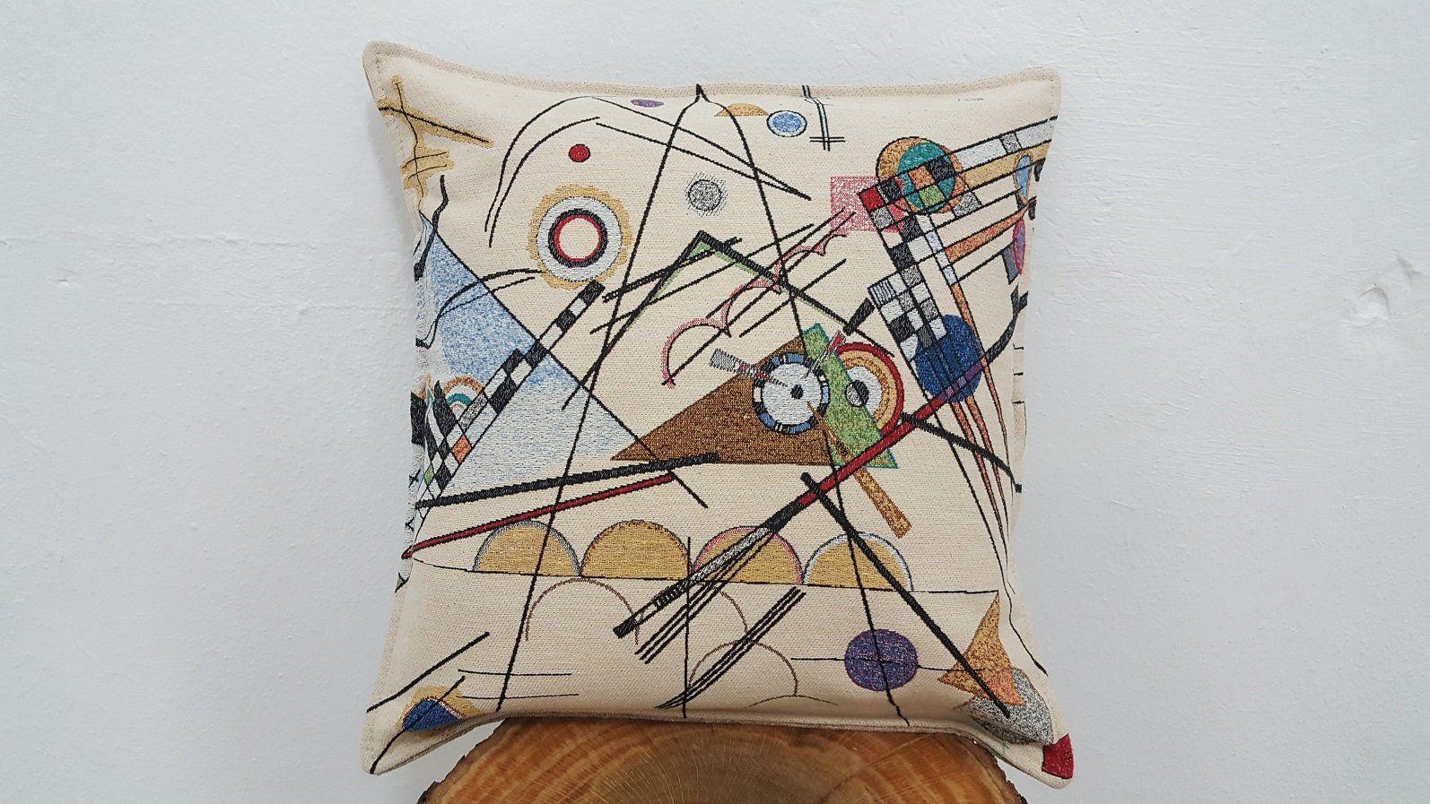 Goblen artistic pillow cover x pillows and fabrics