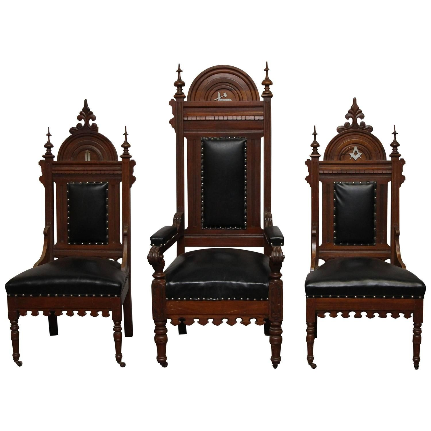 Image result for freemason chair