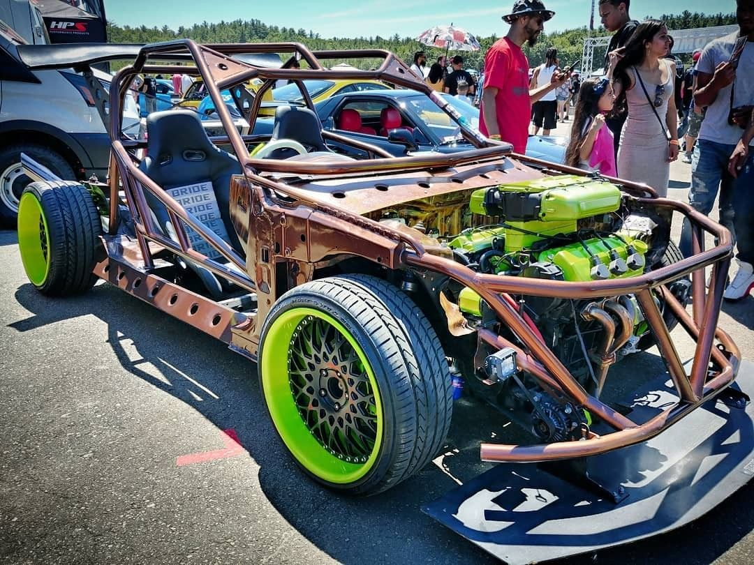 Exo Civic V6 Custom Cars Kit Cars Chassis Fabrication