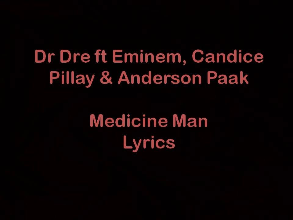 Dr.Dre - Medicine Man ft Eminem [Lyrics]   rock   Pinterest   Eminem ...