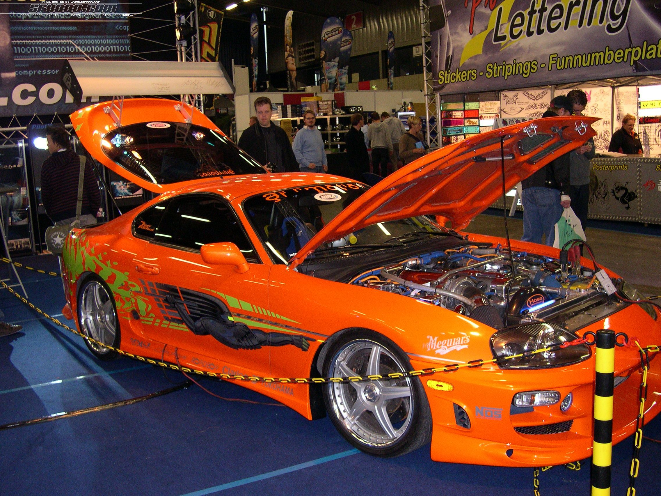 Toyota Supra From The Fast And The Furious Toyota Supra Fast And Furious Cars Pinterest Toyota Cars