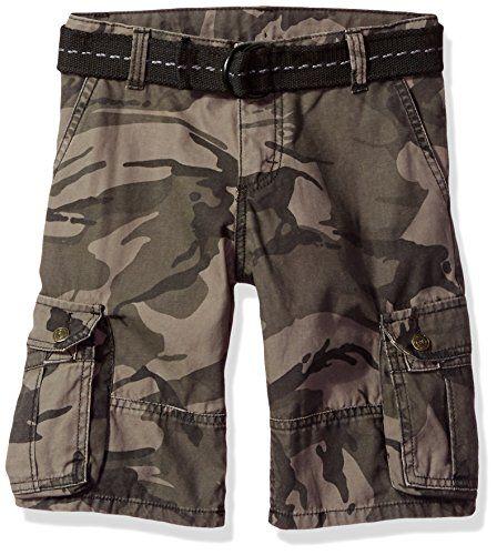 Wrangler Boys Authentics Fashion Cargo Short