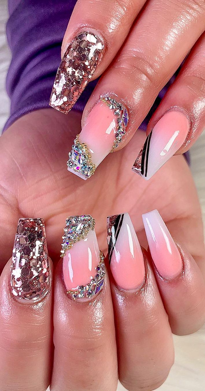 Seeking Brilliant Nails Examples That Will Dazzle? Read
