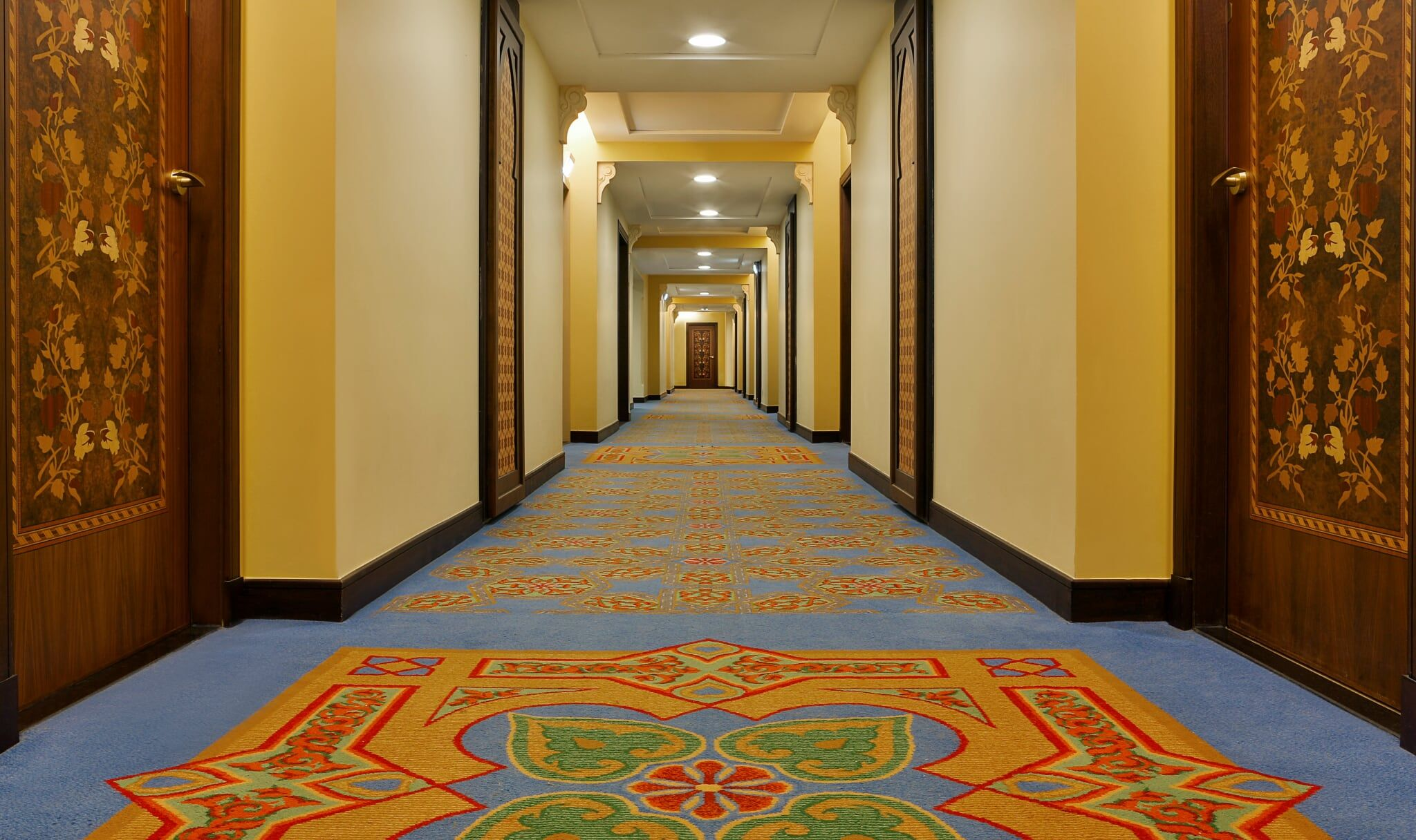 Hotel Corridors Anjum Hotel Makkah Hotel Luxury Hotel
