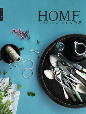 Home & Delicious, digital mag from Iceland, in English