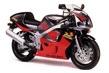 suzuki gsxr750 gsx r750 1997 repair service manual