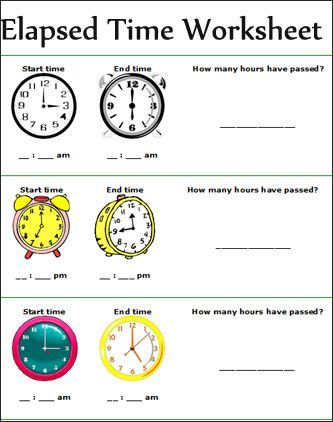elapsed time worksheets math ideas pinterest elapsed time worksheets and math. Black Bedroom Furniture Sets. Home Design Ideas