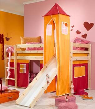 Fun Children S Bed Kid Beds Bunk Bed With Slide Bed With Slide