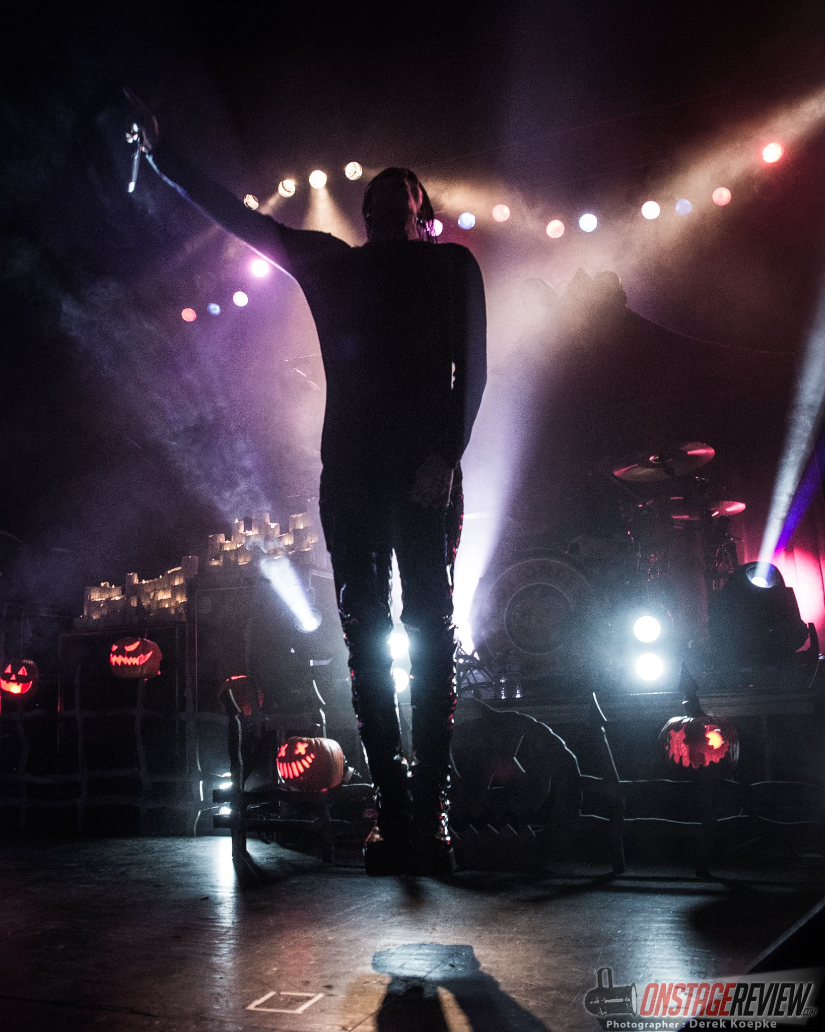 Pin by Ashley feshenko on motionless in white | Motionless ...