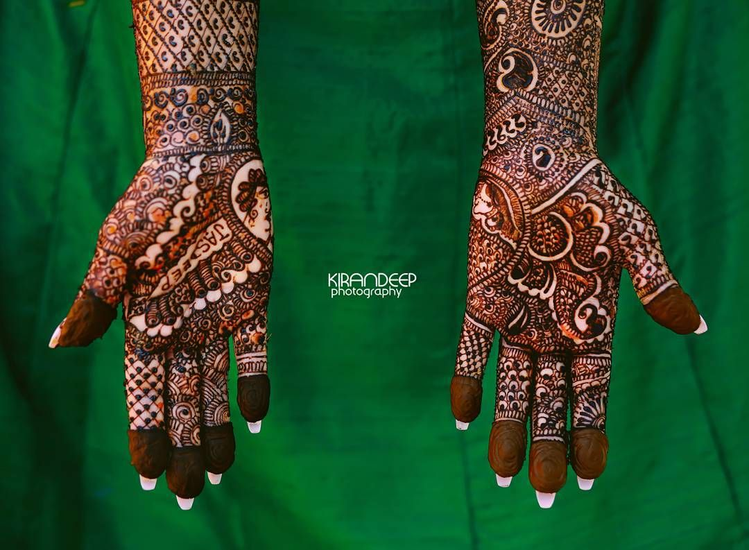 Mehndi Designs For Dulha : Kirandeep photography mehndi design pictures dulhan