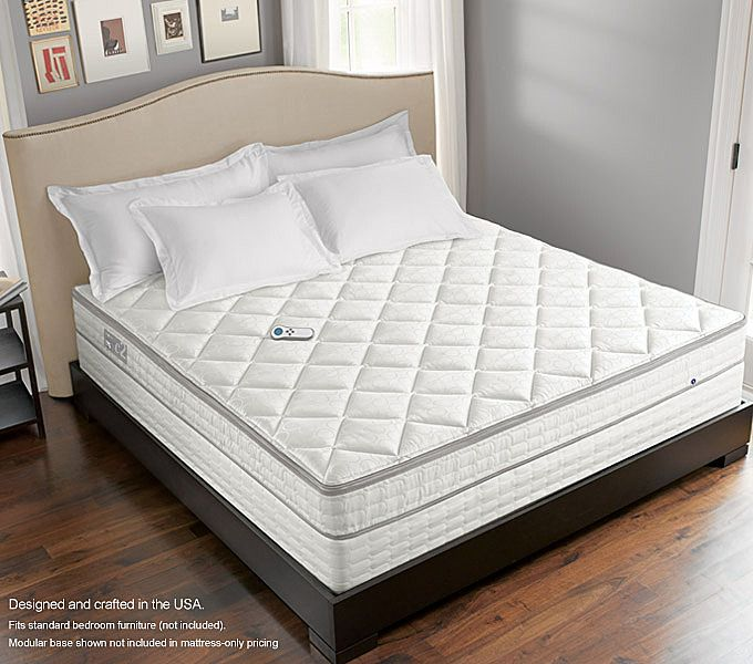 Welcome To Adjustable Comfort And Support With The Bed That