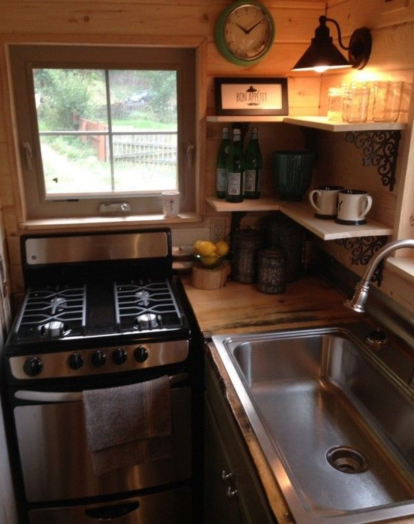 Best 210 Sq Ft Little Foot Tiny House On Wheels Best Tiny 640 x 480