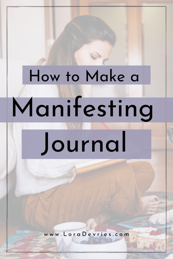 How to make a manifesting journal journals doodles in