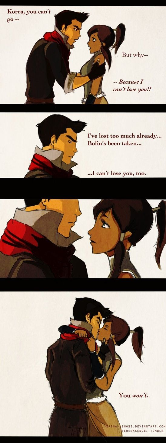 The Legend of Korra: Makorra...