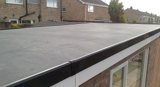 Best Garage Roof Using Epdm Roofing Roofer Roofing Services 640 x 480
