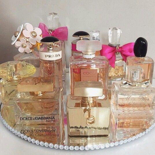 perfume tray make up aufbewahrung pinterest parf m schminktisch und schlafzimmer. Black Bedroom Furniture Sets. Home Design Ideas
