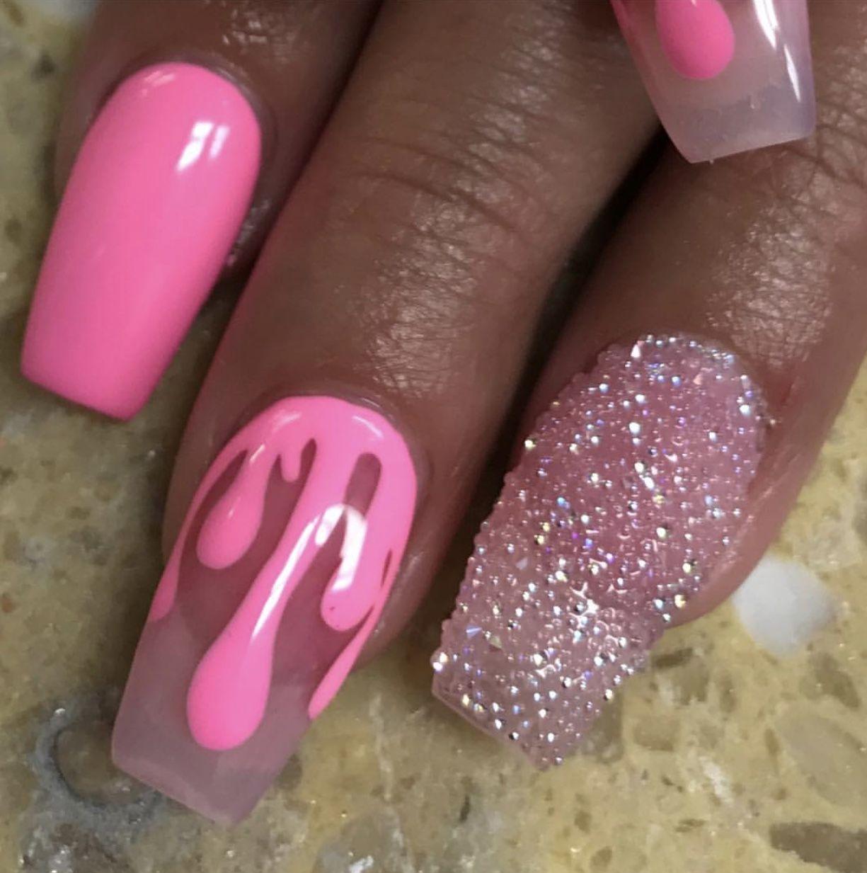 Pin by tianah on polished pinterest nail nail