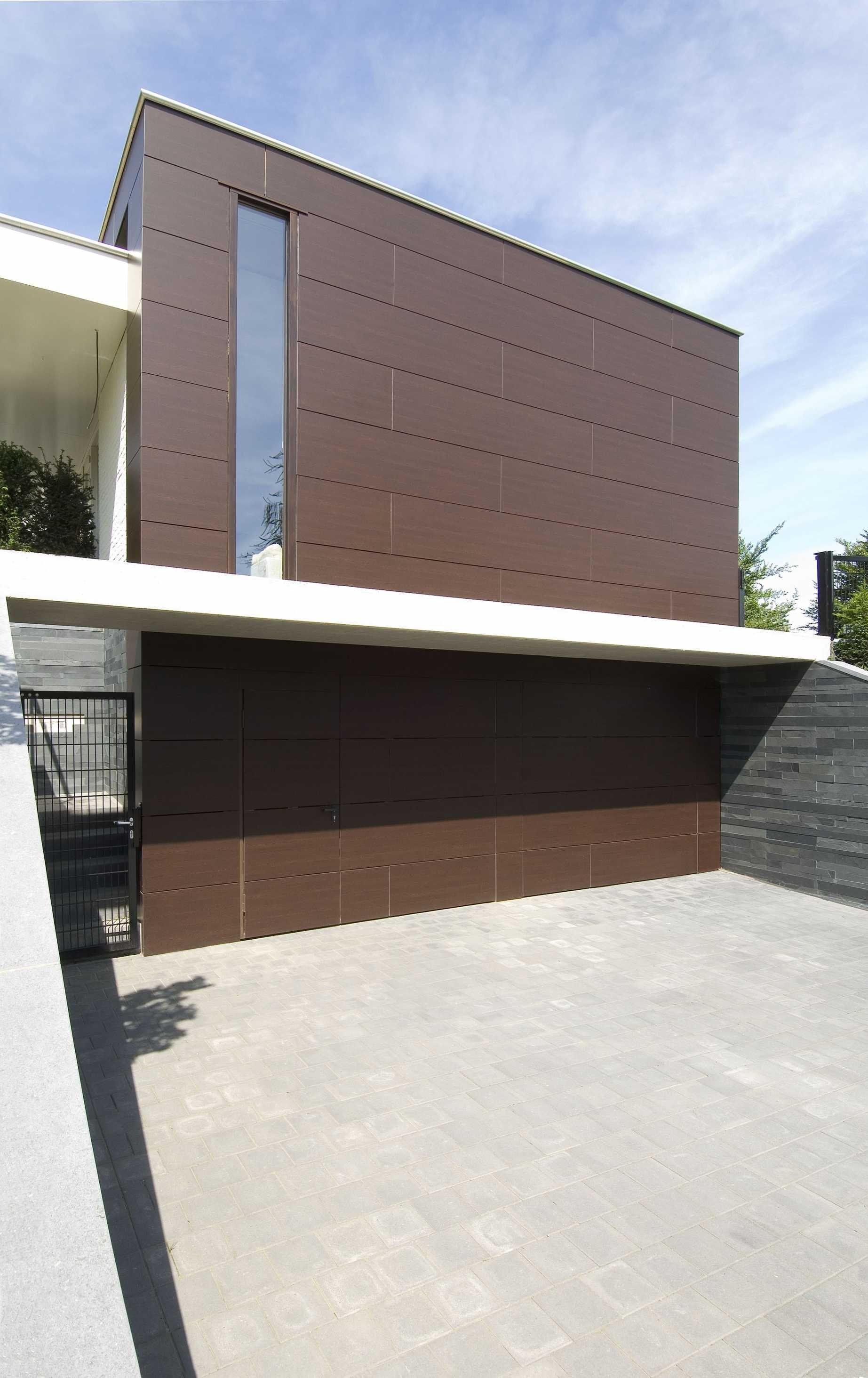 Maison individuelle beek trespa extension maison for Extension maison 93