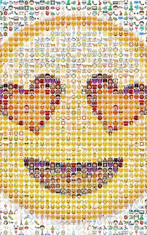 The First All-Emoji Art Show Announced   Co.Design   business + design [PICS]:
