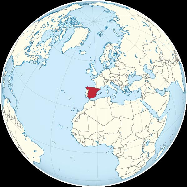 Pin En Mapa De España Por Provincias