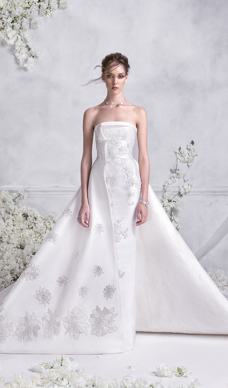 Rami Al Ali 2018 Wedding Dresses - Fabmood | Wedding Colors, Wedding ...